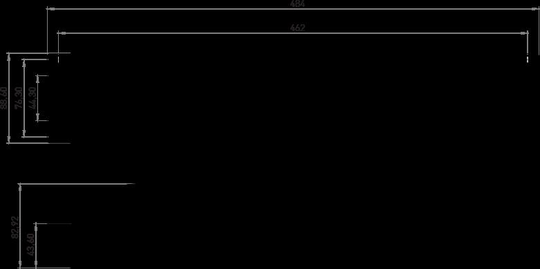 Rack Kabinet PDU